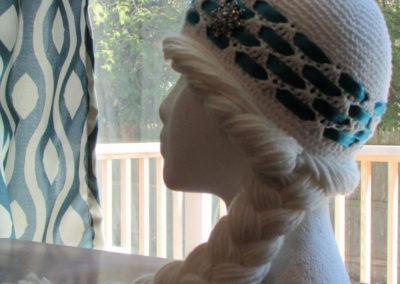 Elsa hat from Frozen