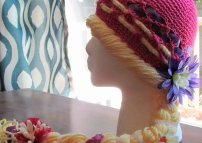 Rapunzel hat from Tangled