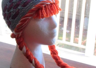 Anna hat from Frozen